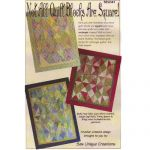 NOT ALL QUILT BLOCKS ARE SQUARE! QUILT PATTERN