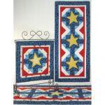 Harbor Lights Banner & Runner Quilt Pattern
