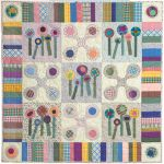 Lollipop Garden Quilt Pattern