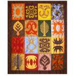 Silk Sampler Quilt Pattern