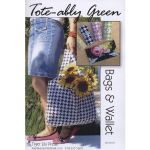 Tote-ably Green Bags & Wallet Pattern