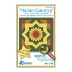 ITALIAN COUNTRY QUILT PATTERN