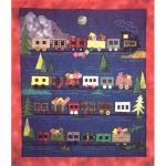 CHRISTMAS EXPRESS QUILT PATTERN