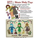 BFF - Winter Holly Days