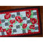 3 Easy Pieces Table Runner & Placemats Quilt Pattern