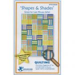 SHAPES & SHADES QUILT PATTERN