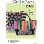 ON-THE-TOWN TOTES QUILT PATTERN