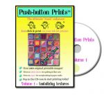 PUSH BUTTON PRINTS CD