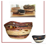 Focus On Creativity Coiled Fabric Basket Pattern