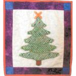HOLIDAY CHRISTMAS TREE QUILT PATTERN