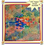 CHILI SUPPER TABLE TOPPER