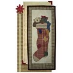 Santa Came! Wall Hanging Pattern