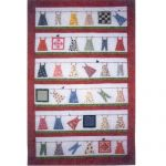 PINAFORE'S & OVERALLS QUILT PATTERN*