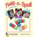 Twist-n-Spell 2 Block Set Pattern