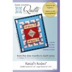RASCAL'S RODEO QUILT PATTERN