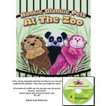 HANKIE BLANKIE PETS - AT THE ZOO - CD