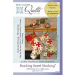 Stocking Sweet Stocking Quilt Pattern