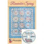 Remember Spring CD Quilt Pattern
