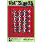 Hot Ziggity Quilt Pattern