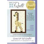 Grow Up Tall Giraffe Quilt Pattern