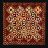Thorns and Roses Civil War Legacies Quilt Pattern