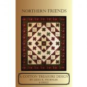 NORTHERN FRIENDS QUILT PATTERN