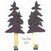 PINE TREES Quilt Hanger*