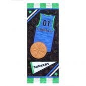 ALL STAR BASKETBALL QUILT PATTERN