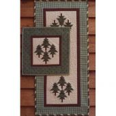 THE PINES WALL QUILT & RUNNER PATTERN