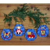 TOY ORNAMENTS 2004 PATTERN