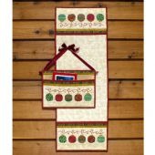 ORNAMENT CARD HOLDER/TABLE RUNNER PATTERN