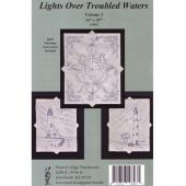 Lights Over Troubled Waters Volume 3 Quilt Pattern