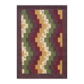 ALMOST BARGELLO QUILT PATTERN