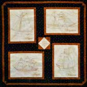 Sail-A-Bration Quilt Pattern