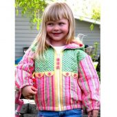 Little Princess Jacket Quilt Pattern