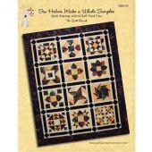 Six Halves Make A Whole Sampler Quilt Book