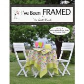 I've Been FRAMED Quilt Book