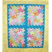 Baby Charmed Twister Quilt Pattern