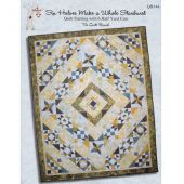 Six Halves Make a Whole Starburst Quilt Book