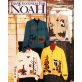 THANK GOODNESS FOR NOAH QUILT BOOK*