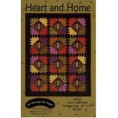 Heart And Home Quilt Pattern