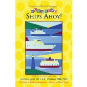 Ships Ahoy! Quilt Pattern