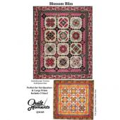 Blossom Bliss Quilt Pattern