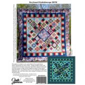 Keyboard Kaleidoscope  Quilt Pattern