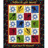 Believe In Your Dreams Quilt Pattern
