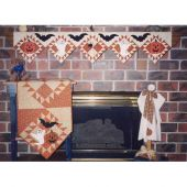 HALLOWEEN DELIGHT MANTEL SERIES QUILT PATTERN
