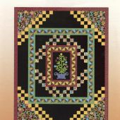 Tree of Life 6 Lesson Quilt Pattern