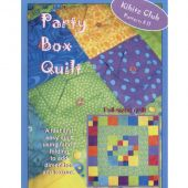 Party Box Quilt Pattern