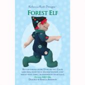 Forest Elf Doll Pattern