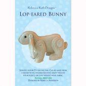 Lop-Eared Bunny Figure Pattern